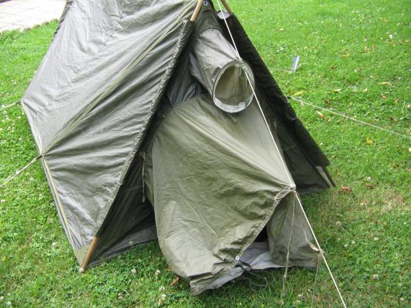 "Tente ""montagne"" 2/3"